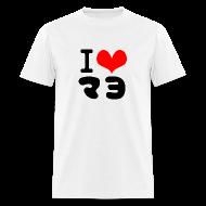 I Love マヨ T-shirt