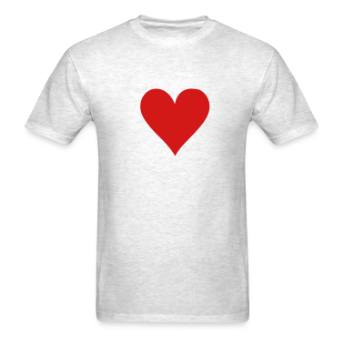 Poker heart T-Shirts