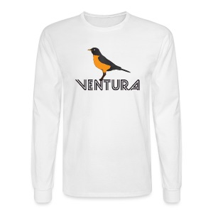 Southside Robin - Men's Long Sleeve T-Shirt