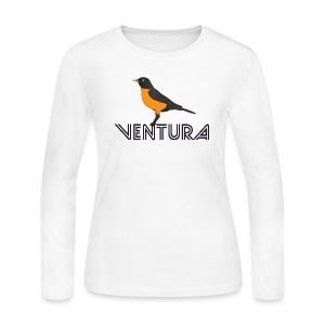 Southside Robin - Women's Long Sleeve Jersey T-Shirt
