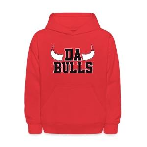 Da Bulls - Kids' Hoodie