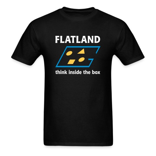 Flatland - Men's T-Shirt