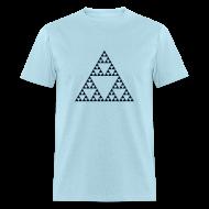 T-Shirts ~ Men's T-Shirt ~ Pascal's Triangle (fractal)