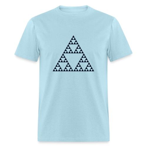 Pascal's Triangle (fractal) - Men's T-Shirt