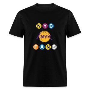 mens subway black tshirt - Men's T-Shirt
