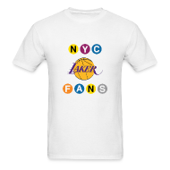 T-Shirts ~ Men's T-Shirt ~ mens subway white tshirt