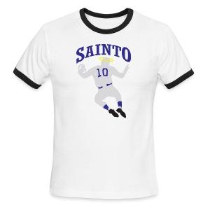 Sainto - Men's Ringer T-Shirt