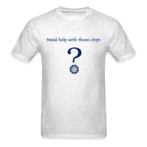 Need Help? - Men's T-Shirt