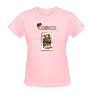 Ride it Cowgirl - Women's T-Shirt