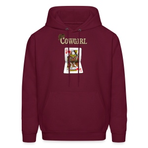 Ride it Cowgirl - Men's Hoodie