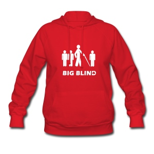 Big Blind - Women's Hoodie