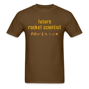 Future Rocket Scientist - Men's T-Shirt