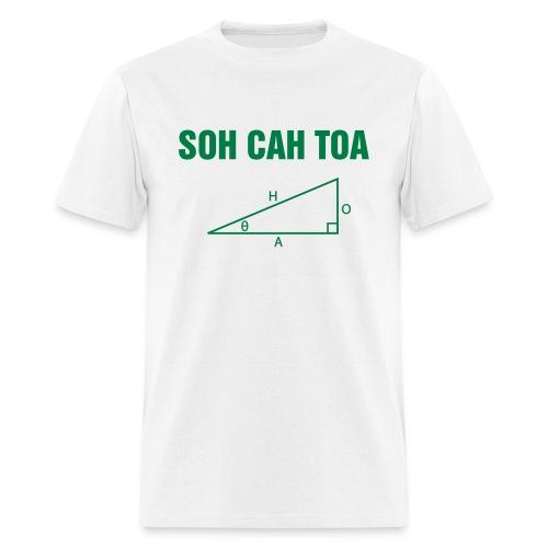 SOH CAH TOA - Men's T-Shirt