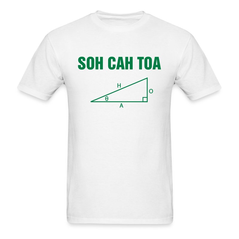 SOH CAH TOA - Men's T-Shirt