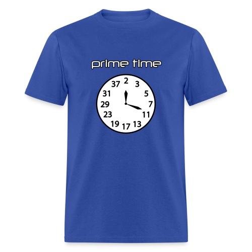 Prime Time - Men's T-Shirt