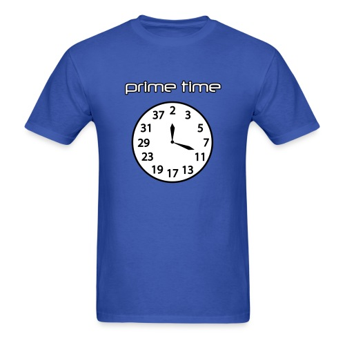 Prime Time - Men's T-Shirt