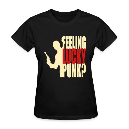 Feeling Lucky Punk? - Women's T-Shirt
