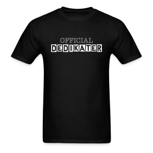 DEDIKATER - Men's T-Shirt