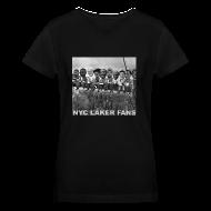 T-Shirts ~ Women's V-Neck T-Shirt ~ womens construction works vneck tshirt black