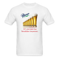 T-Shirts ~ Men's T-Shirt ~ Beer