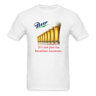 T-Shirts ~ Men's T-Shirt ~ Beer