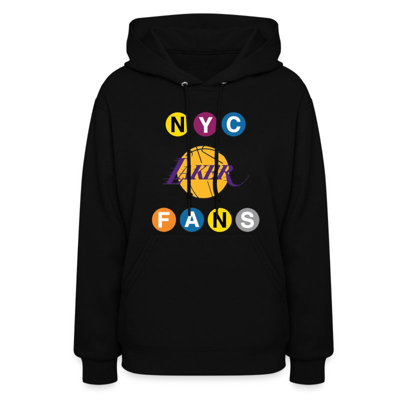 womens subway sweatshirt black - Women's Hoodie