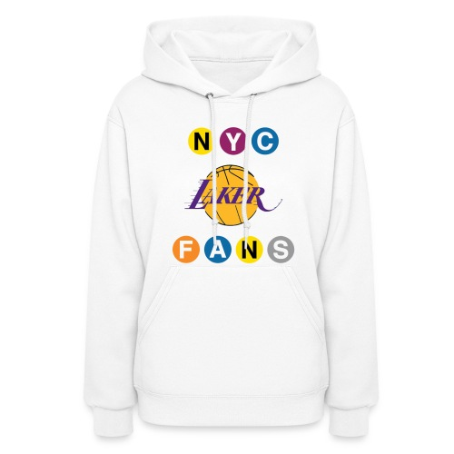 womens subway sweatshirt white - Women's Hoodie