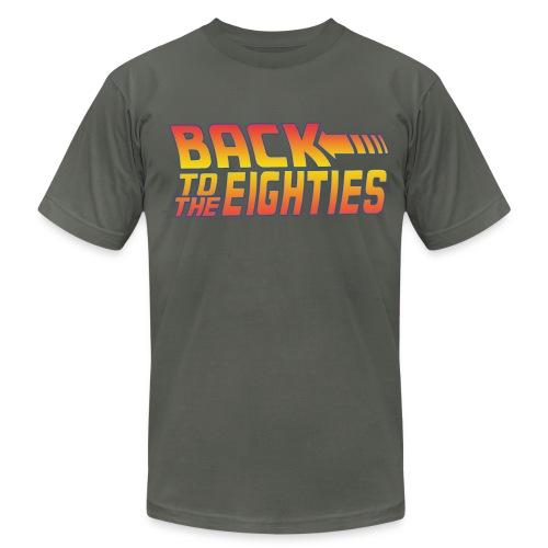 Back to the Eighties Mens Tee - Men's Fine Jersey T-Shirt