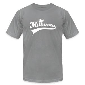 Milkman Mens Tee - Men's Fine Jersey T-Shirt