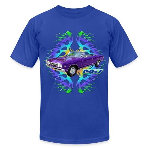 Chevy Mens Tee - Men's Fine Jersey T-Shirt
