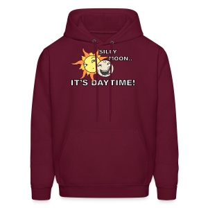 SILLY MOON! - Men's Hoodie