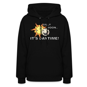 SILLY MOON! - Women's Hoodie