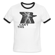 T-Shirts ~ Men's Ringer T-Shirt ~ Can't Stop This Motion