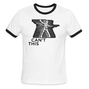 Can't Stop This Motion - Men's Ringer T-Shirt