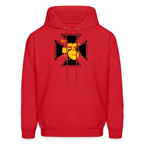 Uni-Sex Hodded Sweatshirt - Men's Hoodie