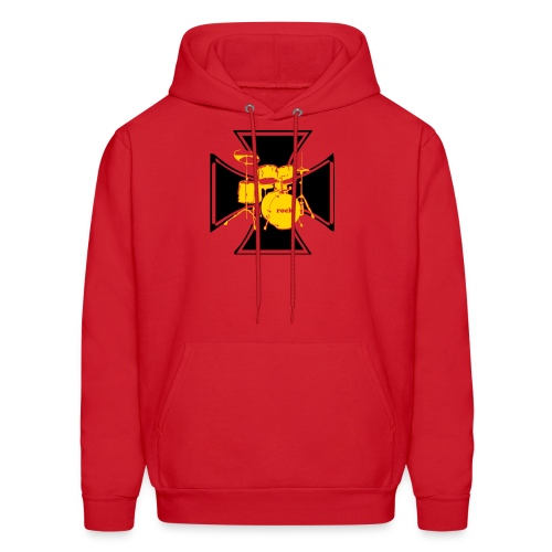 Uni-Sex Hodded Sweatshirt - Men's Hoodie