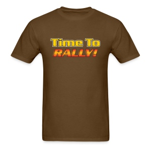 I Love to rally - Men's T-Shirt