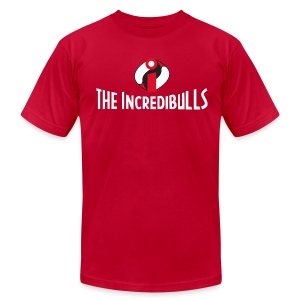 Incredibulls - Men's T-Shirt by American Apparel