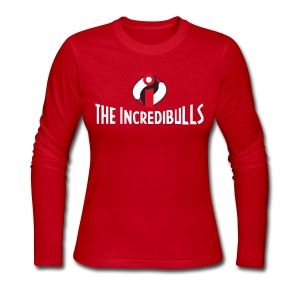 Incredibulls - Women's Long Sleeve Jersey T-Shirt