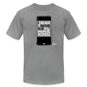 Mobile Filmmaking - Men's Fine Jersey T-Shirt