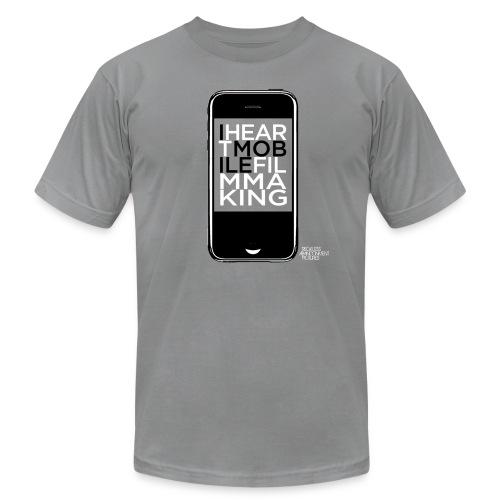 Mobile Filmmaking - Men's Fine Jersey T-Shirt