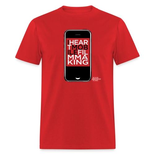 Mobile Filmmaking - Men's T-Shirt