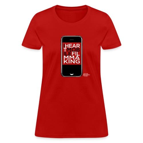 Mobile Filmmaking - Women's T-Shirt