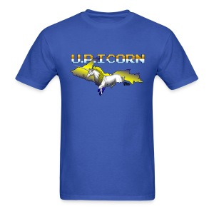 U.P.ICORN - Men's T-Shirt