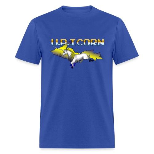 U.P.ICORN - Men's T-Shirt