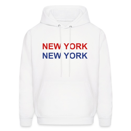 NEW YORK,NEW YORK - Men's Hoodie