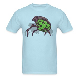 Bane-nade - Light Blue - Men's T-Shirt