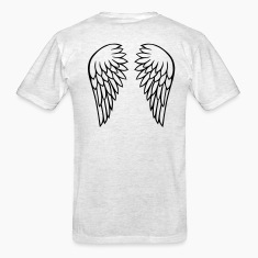 Angel wings T-Shirts
