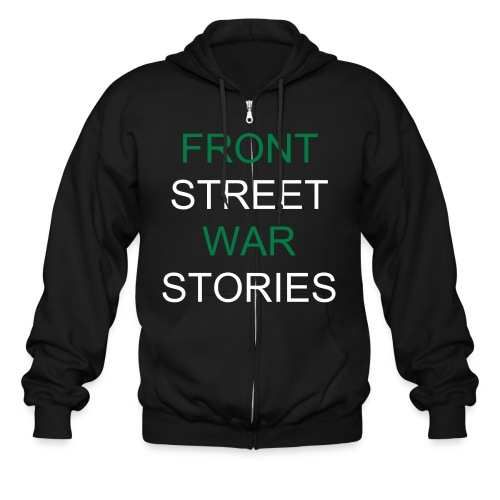 FRONT STREET EXCLUSIVE - Men's Zip Hoodie