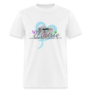 Walk for Maisie shirt - Men's T-Shirt